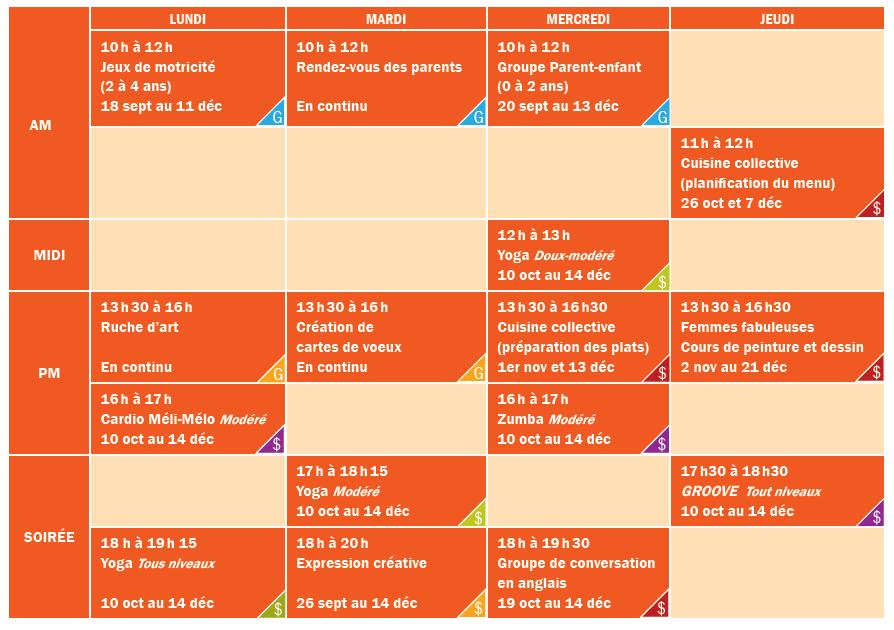 YWCA-Programmation-A2017_calendrier