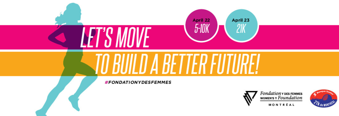 YWCA Foundation Scotia run challenge 2017