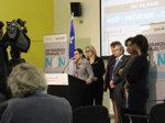 Lancement : stratégie gouvernementale pour prévenir et contrer les violences sexuelles