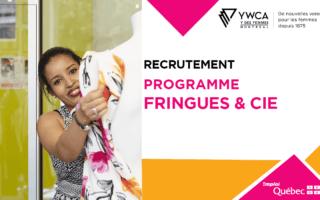 Recrutement : Fringues & Cie