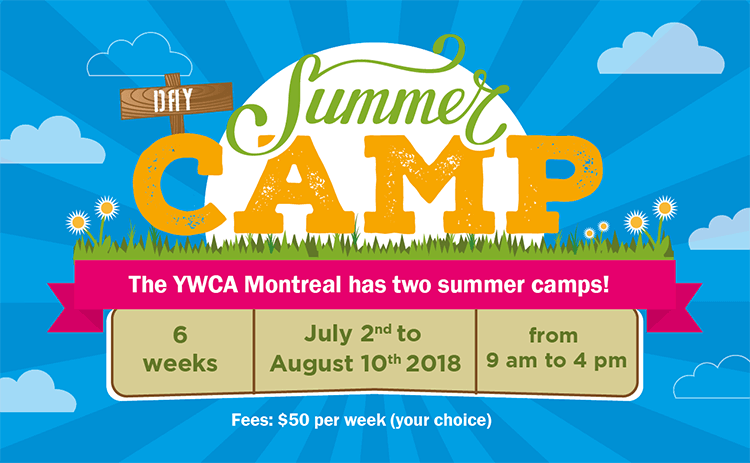 Summer camps registration 2018