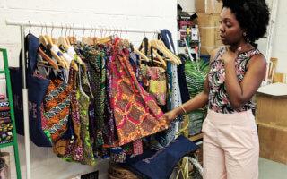 Rencontre inspirante avec la créatrice de mode Déborah Cherenfant