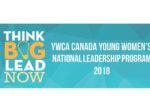 Think Big! Lead Now! 2018