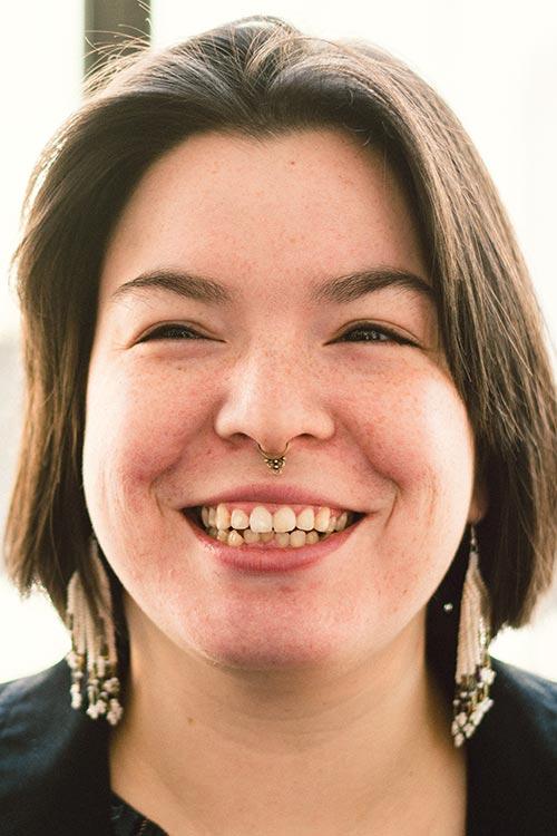 Natasha-Kanapé-Fontaine__YWCA_SGSW_Portrait
