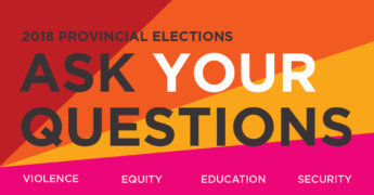 2018 Provincial Election : A Debate is Needed on Women's Issues