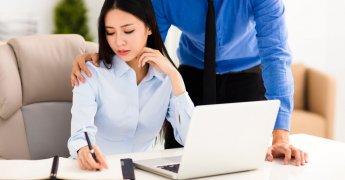 harcèlement en milieu de travail