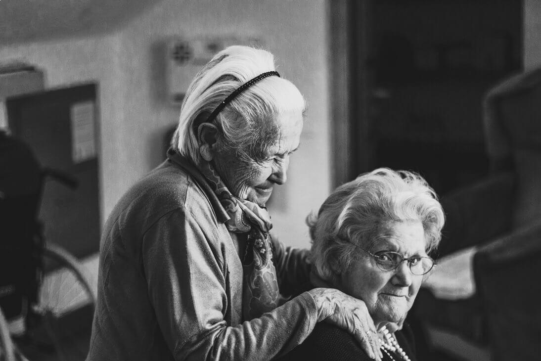 Dames-âgées chsld